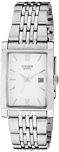 Citizen Analog White Dial Men's Watch - BH1370-51A