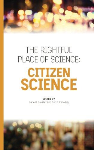 The Rightful Place of Science: Citizen Science por Darlene Cavalier