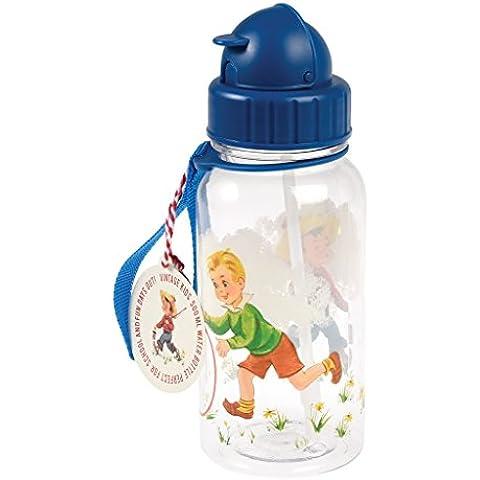 Sin BPA plástico niños botella de agua 500ml–Elección de diseño