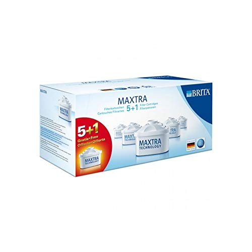 FILTRO BRITA MAXTRA+ PACK 5+1