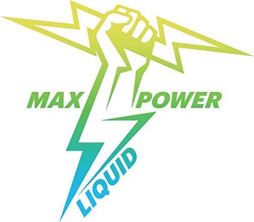 MAX POWER LIQUID - Das mächtigste eLiquid der Welt !! *ohne Nikotin* (Lemon Lui)
