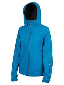Protest Women's NADA softshell jacket  - Blue Moon, Large/40