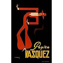 Tito Livio De Madrazo – Pepito Vasquez Artistica di Stampa (60,96 x 91,44 cm)