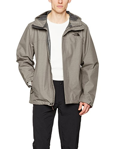 The North Face Herren Venture 2 Jacke Falcon Brown Heather/Falcon Brown Heather