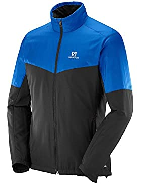 Salomon Escape Jkt M Chaqueta, Hombre, Azul (Blue Yonder / Black), XL