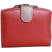 0ccbf5b2e4648 Eastern Counties Leather Damengeldbörse Katie mit Clipverschluß