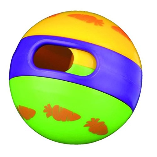 juego-para-roedores-trixie-pelota-de-snacks-para-conejos-plastico-6-cm