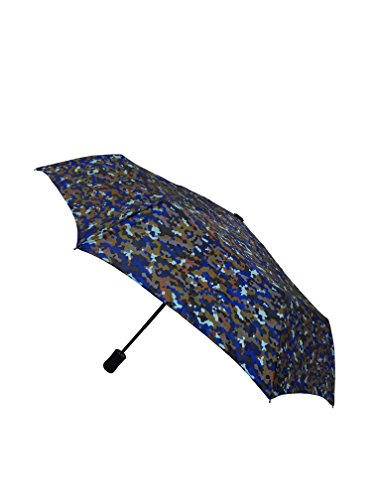 SMATI Paraguas plegable Camuflaje - FUERTE - Antiviento - Apertura y C