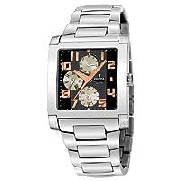 Reloj de caballero FESTINA F16234/5 de cuarzo, correa de acero inoxidable color plata de Festina