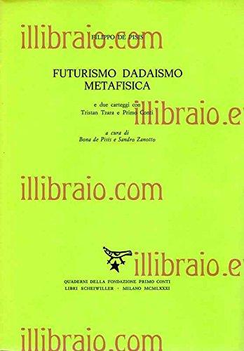 Futurismo, Dadaismo, Metafisica.