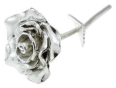 Idea Regalo - Pirantin - Rosa in stagno puro, idea regalo per il decimo anniversario