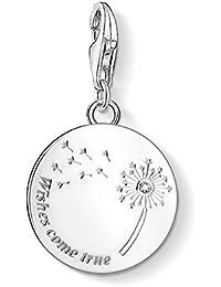 Thomas Sabo Damen-Charm Wünsche 925 Sterling Silber 1457-051-21
