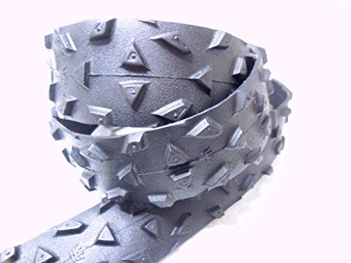 Handmade Herrengürtel aus recycelten Fahrradreifen - upcycling - vegan - stylisch -