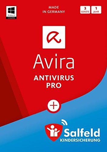 Avira AntiVirus Pro 2017 - Salfeld (3 Geräte / 1 Jahr)