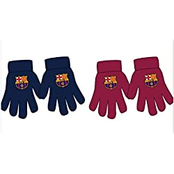 Barcelona Guantes Magic Azul o grante