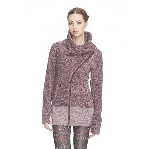 Ragwear - Sweat-shirt - Sweat - À Rayures - Femme multicolore Marron foncé Marron foncé