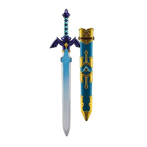 Zelda Link Deko-Schwert aus Skyward Sword Masterschwert 66cm Kunststoff (Link Master Schwert)