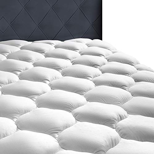 MASVIS Quilted Mattress Topper Cover 2