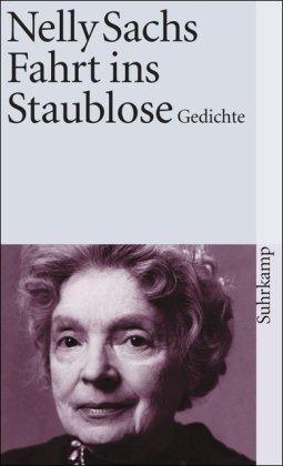 Fahrt ins Staublose: Gedichte (suhrkamp taschenbuch)