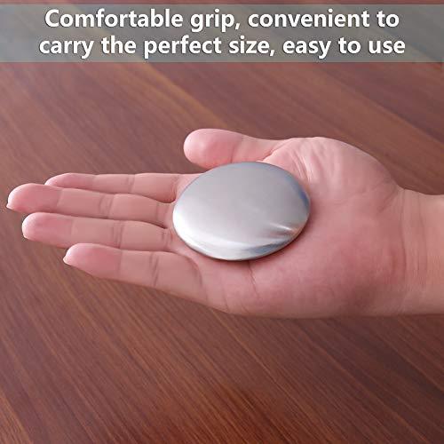 Zoom IMG-1 newness saponetta acciaio inox da