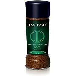 Davidoff Creation Jade Instant Coffee, (100g,Pack)