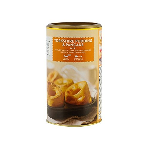 Marks & Spencer Yorkshire Pudding & Pfannkuchen-Mix 480G (Yorkshire Pudding-mix)