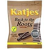 Katjes Back to the Roots Lakritz, 150 g