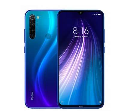 Xiaomi Smartphone REDMI Note 8 6, 3  FHD+ 4GB/128GB 4G- LTE DUALSIM A9.0 Neptune Blue