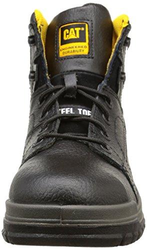 Caterpillar Dimen Hi Sb, Chaussures de Sécurité Homme Noir (Black)