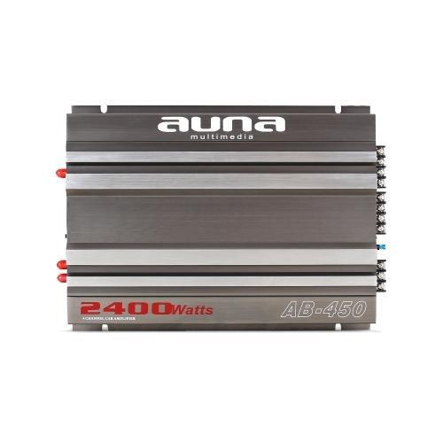 Auna AB-450 - Amplificador HiFi para coche