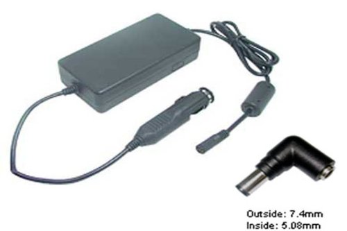 18v-20v 90w Laptop (12V-13,5V (Input). 18V-20V (Output) 90W Ersatz Laptop DC Adapter für HP COMPAQ Envy 14-1100 Beats Edition, Envy 14-1100, Envy 14-1108TX (Beats), Envy 15, Envy 15-1000, Envy 15-1009TX, Envy 17-1000, Envy 17-1100, EliteBook 2540p, EliteBook 2560p, EliteBook 2740p, EliteBook 2760p, EliteBook 8440p, EliteBook 8440w Mobile Workstation, EliteBook 8460p, EliteBook 8460w, EliteBook 8530p, EliteBook 8530w Mobile Workstation, EliteBook 8530w, EliteBook 8540p, EliteBook 8540w Mobile Workstation EliteBook 8560p, EliteBook 8560w Mobile Workstation, EliteBook 8730w Mobile Workstation, EliteBook 8730w, EliteBook 8740w Mobile Workstation, EliteBook 8760w Mobile Workstation, 6535s, Business Notebook tc4400, Mini-Note 2133, HP COMPAQ Presario B1200, Business Notebook 6000, NC, NX, Pavilion dv3000, Mobile Workstation Serien)