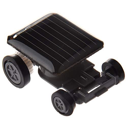 WOVELOT Coche Solar - Coche Solar Mas Pequeno del Mundo - Juguetes Educativos con Energia Solar