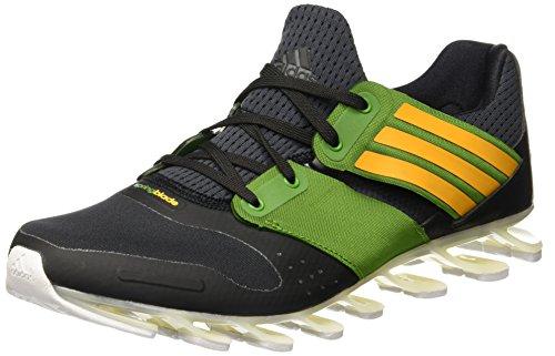 Springblade amp; Herren Adidas schwarz Solyce OVP NEU Mens Laufschuhe Schwarz Sneaker AQ5241 UnxRdq