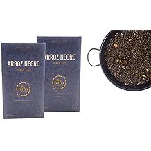 Gastraval - Arroz negro (970 gr) (Pack 2 unidades)