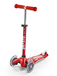Micro Scooters Micro MMD007 Deluxe Mini (Red)