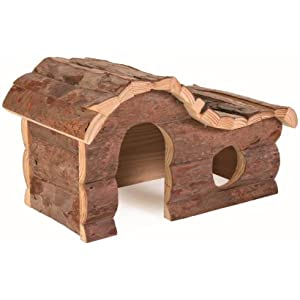 Trixie 62051 Natural Living Hanna Blockhaus 26 × 16 × 15 cm