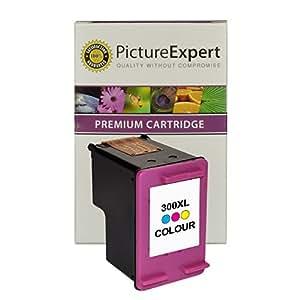 Compatible HP 300XL ( CC644EE / CC644 EE ) Cartouche d´encre Couleur