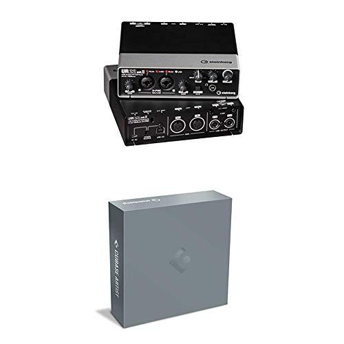 Steinberg UR22MKII Audio Interface with Cubase Artist 10 Software Upgrade (Cubase Artist 6)
