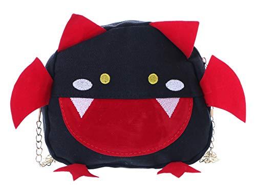 LB-186 Teufel Satan Fledermaus Flügeln bolsillo Lolita