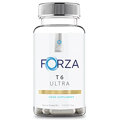 FORZA T6 Ultra - Strong Slimming & Diet Pills for Weight Loss - Best Fat Burner Pills For Men & Women by FORZA Industries