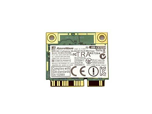 Azurewave AW-CE123H original WLAN/Blutooth adapter