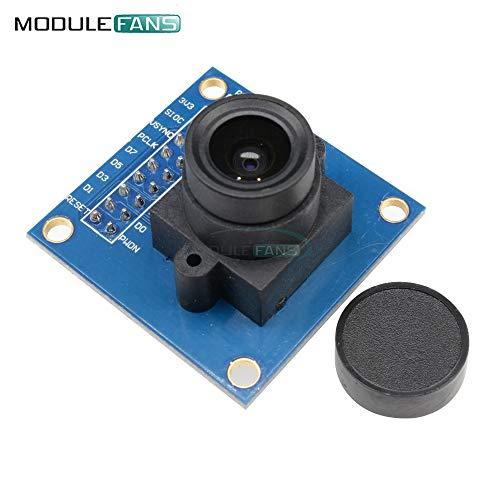 OV7670 Bild Sensor Camera Modul Board 300KP VGA CIF Auto Exposure Control Controller Display für Arduino Low Voltage