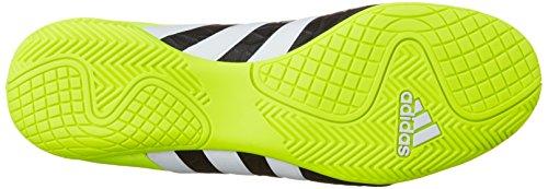 adidas  Control Entry Indoor, Chaussures de football hommes Negro / Blanco / Amarillo