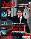 ARABIES [No 247] du 01/11/2007 - algerie - le nouveau monde des telecoms - emirats - doubai et abou dhabi a pas de geants - tunisie - developpement et technologie - un pays qui voit loin - retour sur 20 annees de presidence de zine el-abidine ben ali - iran - le retour de rafsandjani - mediterranee - l'union fait la force