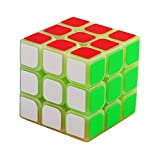 JIAAE Luminoso 3X3 Cubo De Rubik Profesional De La Competencia Rubik Niños Rompecabezas De Juguete