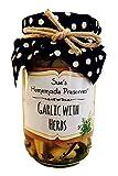 #9: Sue's Homemade Preserves Garlic with Herbs 200 Grams