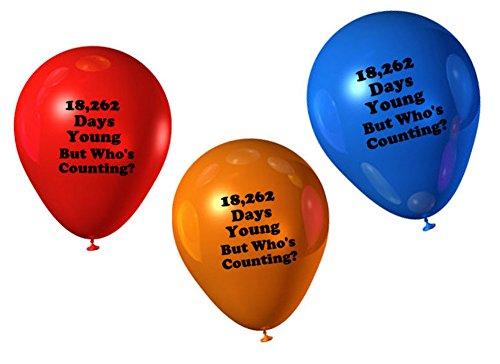 Funny Guy Tassen, Luftballons 10