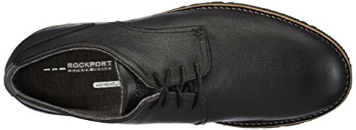 Rockport - Lh2 Plaintoe Oxford, Stringate da uomo Nero