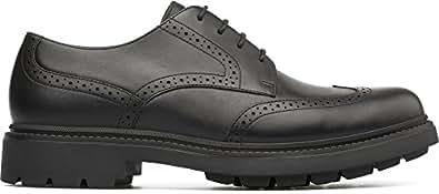 Camper Hardwood K100013 001, Chaussures de ville homme - Noir (Black), 42 EU