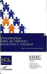 L'innovation dans les services : perspectives et stratégies